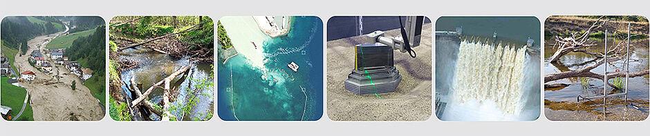 Forschungsbereich Wasserbau